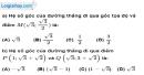Bài 5.2 phần bài tập bổ sung trang 69 SBT toán 9 tập 1
