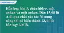 Bài 38.6* trang 60 SBT hóa học 11