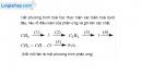 Bài 39.4 trang 61 SBT hóa học 11