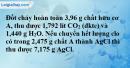 Bài 39.6 trang 61 SBT hóa học 11