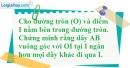 Bài 27 trang 160 SBT toán 9 tập 1