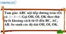 Bài 28 trang 160 SBT toán 9 tập 1