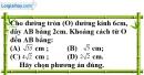 Bài 3.1 phần bài tập bổ sung trang 161 SBT toán lớp 9 tập 1