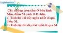 Bài 32* trang 161 SBT toán 9 tập 1