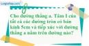 Bài 36 trang 162 SBT toán 9 tập 1