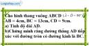 Bài 39 trang 162 SBT toán 9 tập 1
