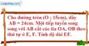 Bài 4.3 phần bài tập bổ sung trang 163 SBT toán 9 tập 1