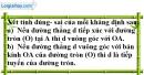 Bài 5.1 phần bài tập bổ sung trang 164 SBT toán 9 tập 1
