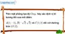 Bài 2 trang 156 SBT toán 9 tập 1