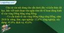 Câu 2 trang 51 SBT địa 9