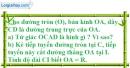 Bài 40 trang 162 SBT toán 9 tập 1