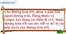 Bài 42 trang 163 SBT toán 9 tập 1