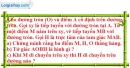 Bài II.3 phần bài tập bổ sung trang 173  SBT toán 9 tập 1