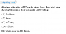 Bài 10 trang 157 SBT toán 9 tập 1