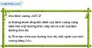 Bài 11 trang 158 SBT toán 9 tập 1