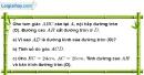 Bài 12 trang 158 SBT toán 9 tập 1