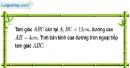 Bài 13* trang 158 SBT toán 9 tập 1
