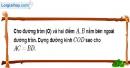 Bài 14* trang 158 SBT toán 9 tập 1