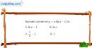 Bài 2.77 trang 134 SBT giải tích 12