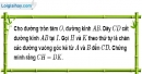 Bài 21* trang 159 SBT toán 9 tập 1