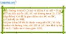 Bài 54 trang 165 SBT toán 9 tập 1