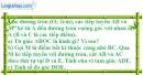 Bài 55 trang 165 SBT toán 9 tập 1