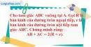 Bài 59 trang 165 SBT toán 9 tập 1