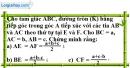 Bài 60 trang 166 SBT toán 9 tập 1