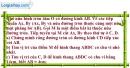 Bài 61* trang 166 SBT toán 9 tập 1