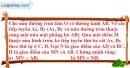 Bài 62* trang 166 SBT toán 9 tập 1