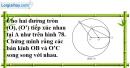 Bài 66 trang 167 SBT toán 9 tập 1
