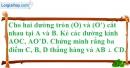 Bài 67 trang 167 SBT toán 9 tập 1