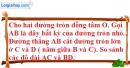 Bài 72 trang 169 SBT toán 9 tập 1