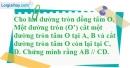 Bài 74 trang 169 SBT toán 9 tập 1