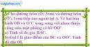 Bài 75 trang 169 SBT toán 9 tập 1