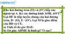 Bài 76 trang 169 SBT toán 9 tập 1