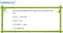 Bài 3.5 trang 164 SBT giải tích 12