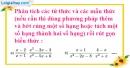 Bài 31 trang 32 SBT toán 8 tập 1