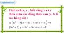 Bài 33 trang 33 SBT toán 8 tập 1
