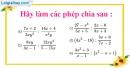 Bài 36 trang 34 SBT toán 8 tập 1