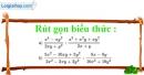Bài 38 trang 34 SBT toán 8 tập 1