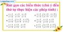 Bài 41 trang 34 SBT toán 8 tập 1