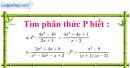 Bài 8.2 phần bài tập bổ sung trang 35 SBT toán 8 tập 1
