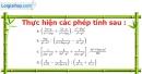 Bài 45 trang 36 SBT toán 8 tập 1