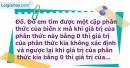 Bài 50 trang 37 SBT toán 8 tập 1