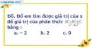 Bài 53 trang 37 SBT toán 8 tập 1