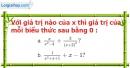 Bài 56 trang 38 SBT toán 8 tập 1