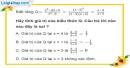 Bài 9.1 phần bài tập bổ sung trang 39 SBT toán 8 tập 1