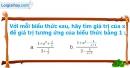 Bài 9.2 phần bài tập bổ sung trang 39 SBT toán 8 tập 1