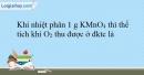 Bài 29.7 trang 64 SBT Hóa học 10